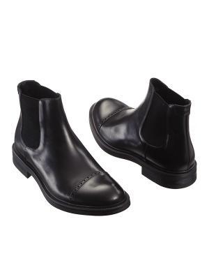 Ботинки Dr. Koffer. Цвет: черный