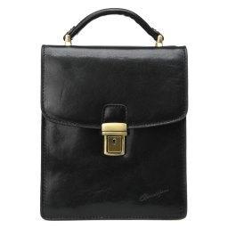 Портфель  7711 черный GERARD HENON