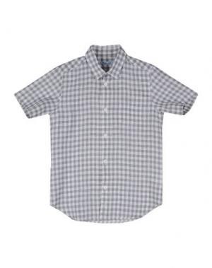 Pубашка MIMISOL. Цвет: серый