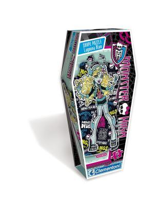 Clementoni. Monster High Лагуна Блю. Пазл Фигурный. Clementoni. Цвет: черный, синий, розовый