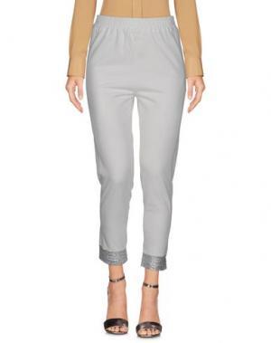 Повседневные брюки SISTE' S. Цвет: белый