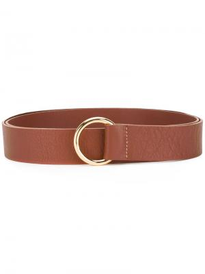 Mia Wrap belt B-Low The. Цвет: коричневый