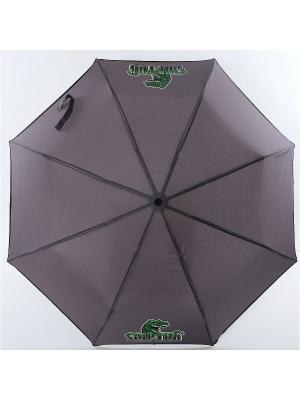 Зонт ArtRain. Цвет: зеленый, темно-серый