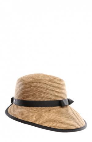 Шляпа Eric Javits. Цвет: черный