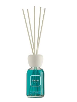 Аромадиффузор/EASY/№11 ISOLA DI TONKA 250 мл Mr&Mrs Fragrance. Цвет: белый