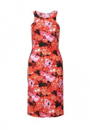 Платье Patrizia Pepe. Цвет: разноцветный