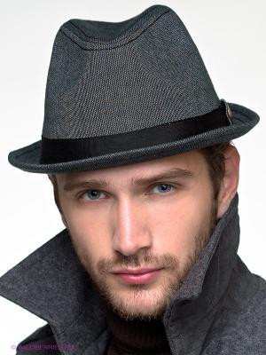 Шляпа Goorin Brothers. Цвет: синий, серый
