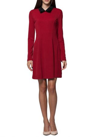 Платье JOELLE YOUNG JO'ELLE. Цвет: red and black