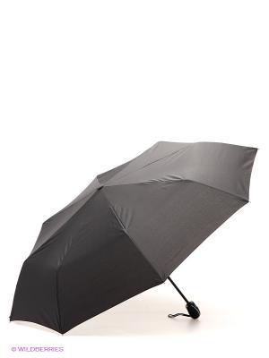 Зонт Zemsa. Цвет: черный