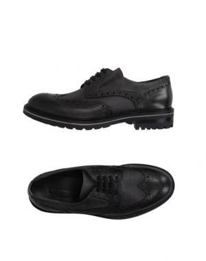 Обувь на шнурках WEXFORD. Цвет: стальной серый