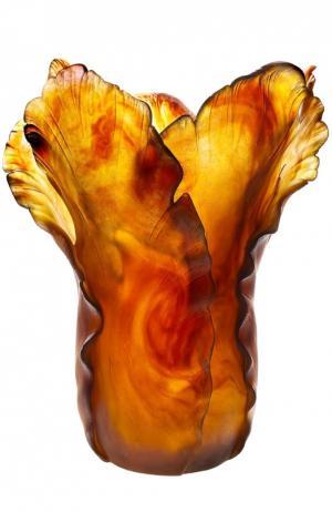 Ваза Tulipe Daum. Цвет: бесцветный