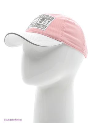 Бейсболка Maxval. Цвет: бледно-розовый