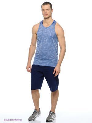 Майка Sn Singlet M Adidas. Цвет: синий