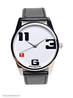 Часы Mitya Veselkov. Цвет: черный