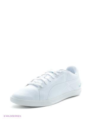 Кроссовки MAMGP Court S + Puma. Цвет: белый