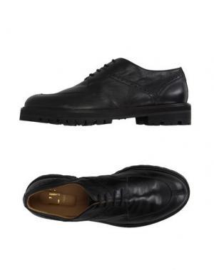Обувь на шнурках L'F SHOES. Цвет: черный