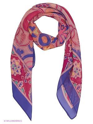 Платок Vittorio Richi. Цвет: персиковый, светло-коралловый