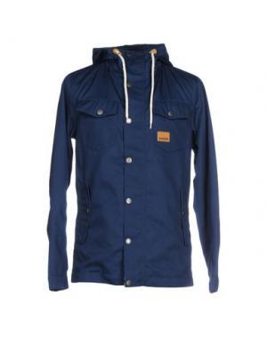 Куртка ENCORE. Цвет: темно-синий