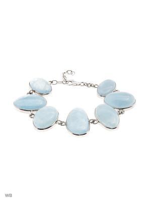 Ювелирные браслеты FRESH Jewelry. Цвет: серебристый