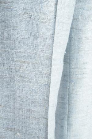 Шелковые брюки LAROOM. Цвет: голубой