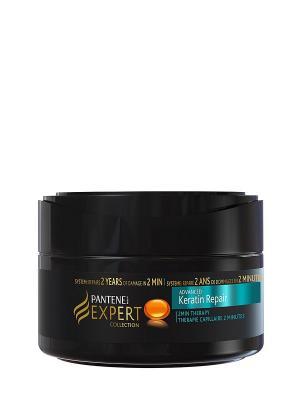 Маска для волос Advanced Keratin Repair, 200 мл PANTENE EXPERT. Цвет: черный