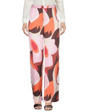 Повседневные брюки BLUKEY. Цвет: оранжевый
