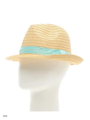 Шляпа Modis. Цвет: бежевый, бронзовый