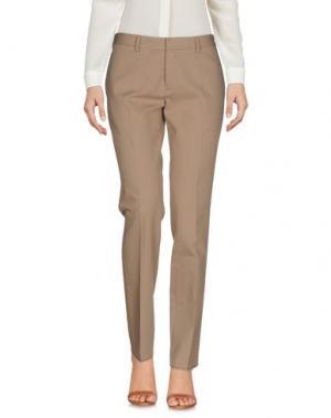 Повседневные брюки 57 T. Цвет: хаки
