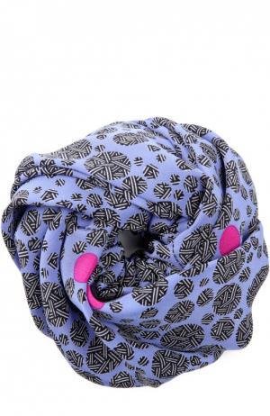 Резинка для волос Colette Malouf. Цвет: голубой