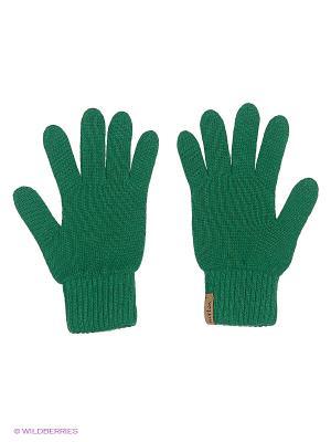 Перчатки NORTON. Цвет: зеленый, темно-зеленый, темно-серый