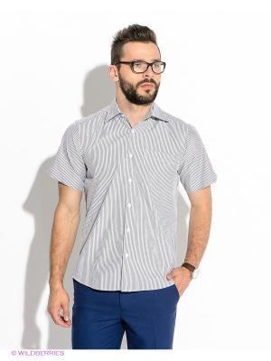 Рубашка Favourite. Цвет: серо-голубой