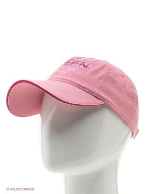 Бейсболка Чудо-Кроха. Цвет: розовый