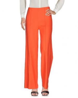 Повседневные брюки BELLEROSE. Цвет: оранжевый