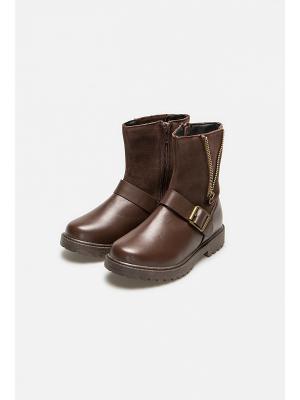 Ботинки ACOOLA. Цвет: коричневый