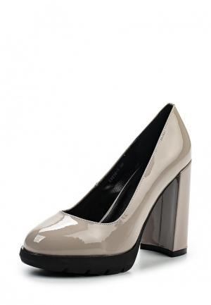 Туфли Just Couture. Цвет: серый
