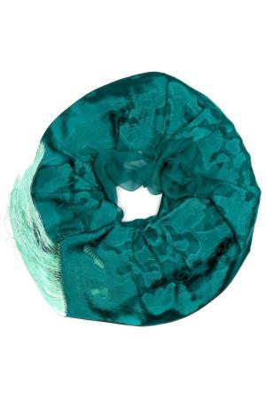 Шарф Elie Saab. Цвет: green