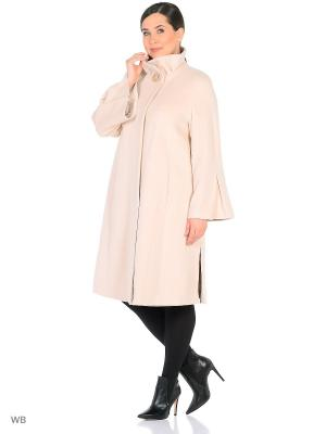 Пальто Lea Vinci. Цвет: кремовый