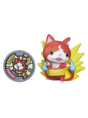 Медаль с Фигуркой игрушкой Hasbro. Цвет: красный, желтый, белый, прозрачный