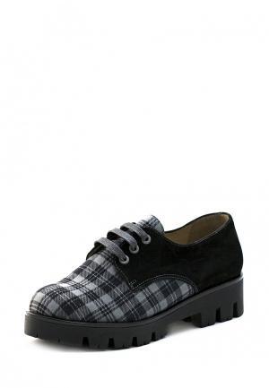 Ботинки Jeleni. Цвет: черный