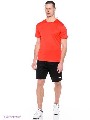 Шорты BTS Shorts Puma. Цвет: черный