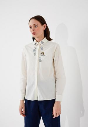 Рубашка Max&Co. Цвет: бежевый