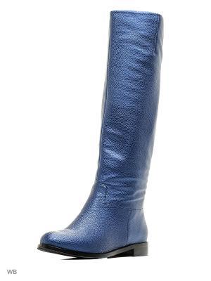 Сапоги Vitacci. Цвет: синий