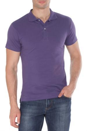 Поло American Apparel. Цвет: deep purple