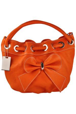 Сумка MATILDA ITALY. Цвет: оранжевый
