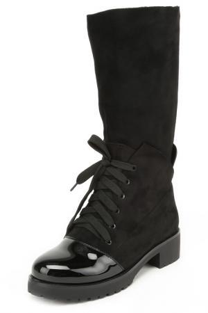 Ботинки MAKFLY. Цвет: черный