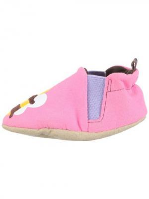 Ботинки MaLeK BaBy. Цвет: розовый, коричневый