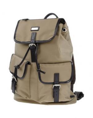 Рюкзаки и сумки на пояс TAVECCHI. Цвет: бежевый