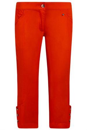 Брюки Finn Flare. Цвет: 316 carrot