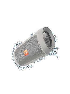 Портативная акустика  JBL Charge 2+ (серая). Цвет: серый