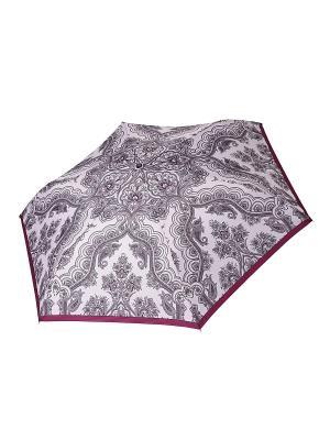 Зонт Fabretti. Цвет: бледно-розовый